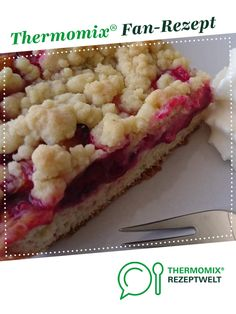 Plum dachshi, plum cake with crumble, soooooo delicious! by Seemoewe. A Thermomix ® recipe from the category baking sweet www.de, the Thermomix ® community. Quick Pork Chop Recipes, Oven Recipes, Fall Recipes, Seafood Recipes, Baking Recipes, Snack Recipes, Dessert Recipes, Thermomix Desserts, Oven Pork Chops