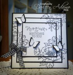 FS471~CASing Michele by darleenstamps - Cards and Paper Crafts at Splitcoaststampers