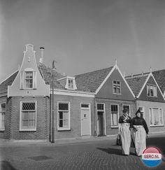 Conijnstraat Volendam (jaartal: 1960 tot 1970) - Foto's SERC