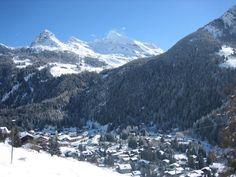 A perfect ski day! Thursday 22nd January 2015 #Champoluc