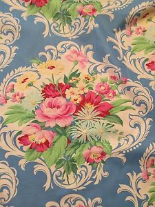 Jennifer Paganelli Nicole Mod Girls Floral Scroll RARE Oop BTHY Yes To Intl Ship
