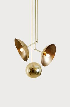 Dodds and Shute Tango 3, Paul Matter pendant light. Great hung over a dining room table or as a statement hallway piece.