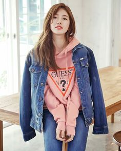 Post with 462 views. Miss A Suzy for Guess F/w 2016 Korean Girl, Asian Girl, Korean Wave, Best Kdrama, Miss A Suzy, Kdrama Actors, Bae Suzy, Korean Entertainment, Lee Min Ho