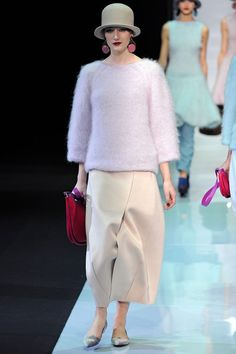 Emporio Armani Fall 2013 Ready-to-Wear Collection Slideshow on Style.com
