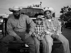 "Atlanta-based photographer Forest McMullin stumbled across African American cowboy culture by chance when a student of his mentioned her husband's love of horses and rodeos. Throughout the country, he explains, individuals and communities are working to preserve the oft-overlooked history and heritage of the ""black cowboys,"" the men and women of color who are responsible for much of the country's Western expansion. With Black Cowboys (and Girls), the photographer hopes to contribute to the…"