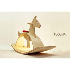 Fjolna-Kokua - Fjolna Cheval à Bascule-Kokua (FR)
