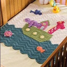 Baby Blanket - Bebek battaniyesi