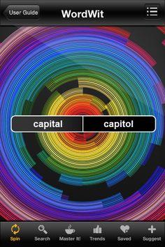 """""""Capital"""" versus """"capitol"""""""