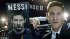 Turkish Airlines - Kobe vs. Messi - The Selfie Shootout