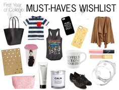 First Year of College: Must-haves Wishlist