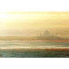 Varanasi Fine Art Canvas Print