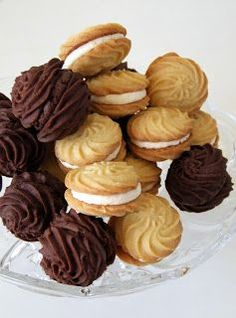 Zoet & Verleidelijk: Citroen- & Chocoladerozetten