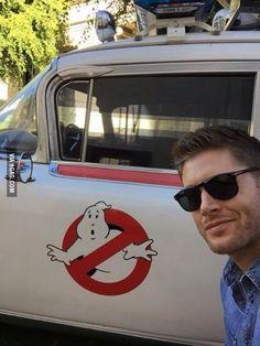 Supernatural + Ghostbuster