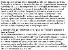 Notas jurídicas sobre uma possibilidade de golpe.