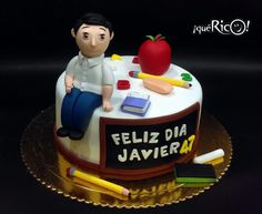 Torta Maestro - Teacher Cake