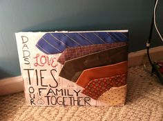 Making this for my dad :)