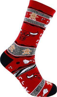 4247ea97fe8eae For Bare Feet Chicago Bulls Ugly Christmas Xmas Holiday S... Xmas Holidays,