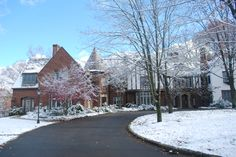 Lynch Hall University of Pittsburgh at Greensburg. #pittgreensburg http://www.greensburg.pitt.edu/