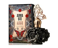 BEM-VINDO AO E.S.P FASHION BLOG BRASIL: Anna Sui La Nuit de Bohème Eau de Parfum