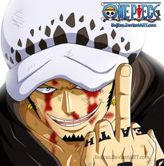Trafalgar Law- One Piece