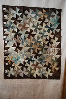 I love the colors of this quilt