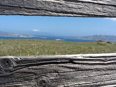 field with a view...milos