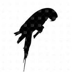 silhouette clip art parrot - Saferbrowser Yahoo Image Search Results