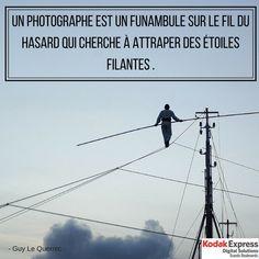 Citation de photographe Paris Kodak Express
