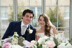 The Newlywed Couple #BijouRealWedding #BotleysMansion #Newlyweds #Bride #Groom