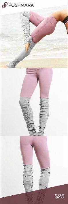 Yoga leggings NEW 85% Polyamide 15% spandex, so comfy!!! Look cute and sexy in your poses. Namaste 🙏🏾 Pants Leggings