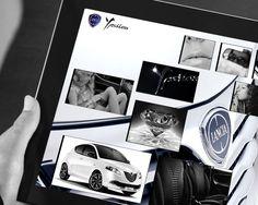 Lancia Ypsilon IPAD | Martina Galleri