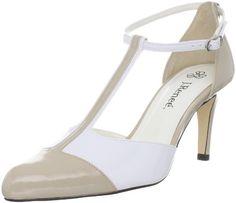 Amazon.com: J.Renee Women's Staci T-Strap Pump: Shoes