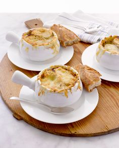 Homemade French Onion Soup Recipe | Martha Stewart