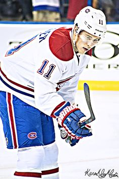 Brendan Gallagher  Montreal Canadiens