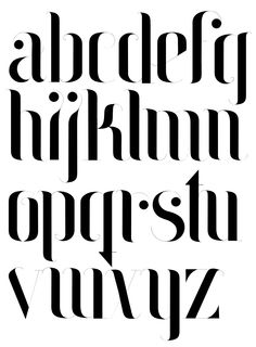 Orchid | Font on Behance