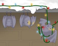 Bat Christmas