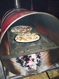 mom images Resultado de imagen para drum oven Resultado de imagen para drum oven The post Resultado de imagen para drum oven appeared first on Vorgarten ideen. Pizza Oven Outdoor, Outdoor Cooking, Brick Oven Outdoor, Outdoor Fire, Bbq Grill, Grilling, Oven Diy, Four A Pizza, Fire Pit Designs
