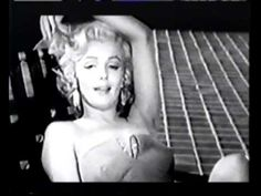 This is from the documentary MARILYN ON MARILYN and is from Marilyn's last interview july 1962.