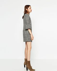 ZARA - WOMAN - PRINTED MINI DRESS