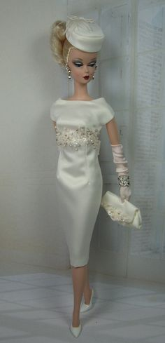 Crémeux for Silkstone Barbie and Victoire Roux by MatisseFashions