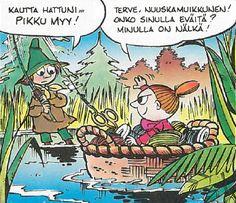 Tove ja Lars Jansson tekivät ansiokkaan työn Muumipeikko - sarjakuvan parissa 1950-1970-luvuilla. Janssonien jälkeen on ilmestynyt myös pal...