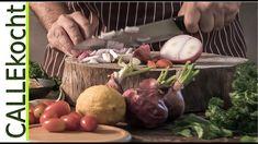Perfekte dunkle Soße selber machen ohne Fleisch und Knochen. Fleischlose Gerichte und Rezepte - YouTube Kiss The Cook, Chutneys, Gravy, Eggplant, Nom Nom, Vegetarian Recipes, Snacks, Vegetables, Cooking