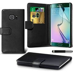DN-TECHNOLOGY® Samsung Galaxy S7 EDGE Case-Samsung S7 EDGE Case ***All New Premium Quality Leather Flip Case*** With Card Slots And Magnetic Closure. Samsung S7 EDGE Black Leather Book Case DN-TECHNOLOGY® http://www.amazon.co.uk/dp/B01ALXI7TG/ref=cm_sw_r_pi_dp_T.a6wb1BZBQK4