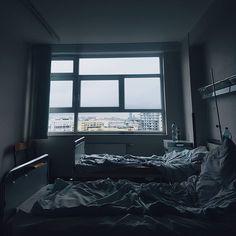 Ain't no hotel life ;)  #mswia #szpital #hospital #igerswarsaw #czwartek #vzcowarsaw #gloomy #hospitals #drhouse :P #nicpoważnego