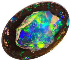Yowah Nut Opal