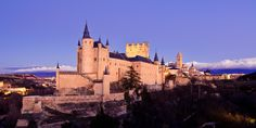 Visit Spain's most famous castle and a beautiful cathedral in the charming city of Alcazar.