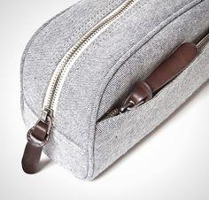 Dopp It Like It's Hot: 21 Toiletry Bags for Men and Women via Brit + Co.