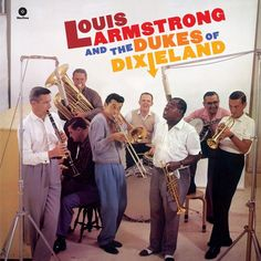 Louis Armstrong - Louie And The Dukes Of Dixieland https://youtu.be/F1fb5r0f5m0?list=PL8DLODSfs1SUN11ybHBW7lTpyWVrIS28S https://www.hurricanerecords.de/index.php?cPath=31&search_word=&sorting_id=3&manufacturers_id=8467&search_typ=