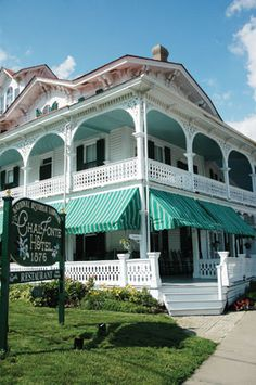 The Chalfonte~~Cape May, New Jersey