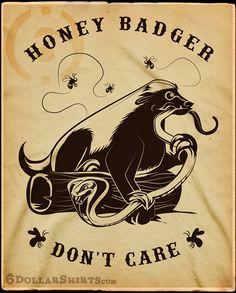 HONEY BADGER by ~MY-METAL-HAND on deviantART